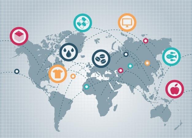 conceito-moderno-de-comercio-internacional-com-design-plano_23-2147858429